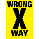 item_398_Wrong_Way_Sign